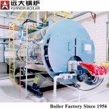 Preço e Dados Técnicos de 10ton 10t da caldeira de Óleo Diesel