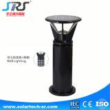 Luz solar del césped de la fábrica LED de China con el Ce RoHS