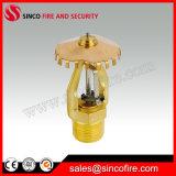 火散水装置のための可融性の合金の火のスプリンクラーヘッド