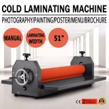 "39 "" 1000mm Manual Cold Roll Laminator Vinyl Photo Film Mounting Laminating Machine"
