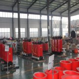 Fabricante de 20kv Scb10 resina fundida de distribución de energía transformadores secos
