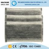 mascherina attiva non tessuta del filtro dal carbonio 4-Ply