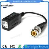 1CH CCTVpassiver HD-Cvi/Tvi/Ahd Balun-Verbinder mit Zopf (VB102pH)