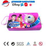 Giocattolo di plastica della macchina fotografica di scatto di Digi di disegno di modo per la promozione del capretto