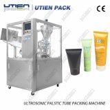 中型の生産の化粧品のクリームのためのプラスチック管のシーラー機械
