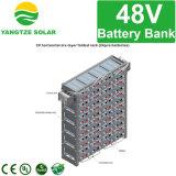 Cabina Telecom de la batería de la potencia 48V de Yangtze