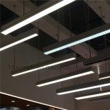 Luz linear do diodo emissor de luz do projeto modular com ângulos de feixe diferentes