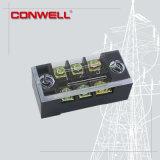 Ремонт 600 В 25 А 4 полюс провод клеммная колодка для обвязки сеткой
