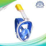 Маска Scuba полной стороны маски подныривания заплывания установленная подводная для взрослых детей