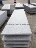 마루, 싱크대 &Vanity 상단을%s Shandong 백색 화강암 Slab& 자연적인 도와