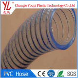 La Chine Fabricant spirale en PVC de qualité alimentaire d'alimentation du fil en acier flexible renforcé