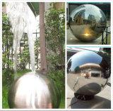 [30000مّ] كبير [ستينلسّ ستيل] غوا كرة مع [5مّ] سماكة لأنّ خارجيّ زخرفيّة