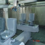 Constructeurs de machine d'enduit de silicones