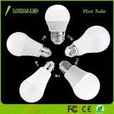 Ahorro de energía de la fábrica China 3W 5W 6W 9W 12W 15W Bombilla LED con Ce RoHS