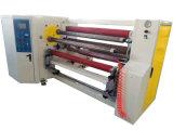 Rollo de cinta de espuma, etiqueta de papel, máquina de rebobinado automático de películas