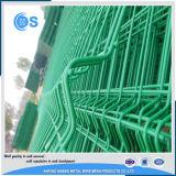 panneaux de frontière de sécurité soudés par 3D de treillis métallique (constructeur)