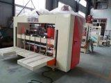 De ServoNietmachine van het Karton van de Hoge snelheid QS Duble Halve Automatische