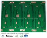 PWB de doble cara de la tarjeta de circuitos impresos de la alta calidad con el oro de la inmersión para la electrónica