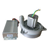 motor do carregador de 1500W BLDC para a máquina industrial