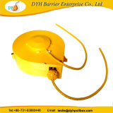 Kundenspezifische einziehbare Ethernet-Kabel-Bandspule-elektrische einziehbare Draht-Netzkabel-Bandspule