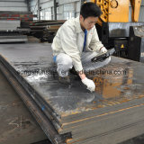 Estoque laminado a alta temperatura da placa de aço de carbono de S45c C45