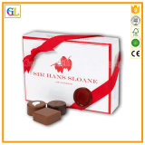 Обернутая оптовой продажей коробка бумажного шоколада упаковывая
