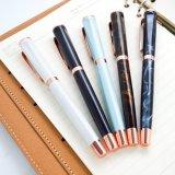 Usine d'alimentation rouleau métallique élégant stylo à bille