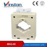 diseño compacto Winston Msq-100 Transformador de corriente de la serie