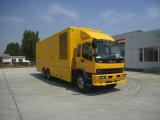 300kw 375kVA beweglicher Generator-Volvo-Motor-elektrischer Dieselgenerator