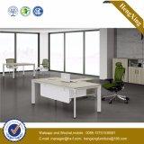 Altos muebles de oficinas de glosa de la pierna del metal del escritorio de oficina ejecutiva (UL-NM034)