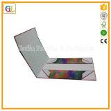Boîte-cadeau de empaquetage de carton de papier fait sur commande (OEM-GL004)