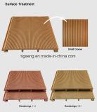 Decking extérieur chaud domestique du type WPC de vente pour la salle de bains