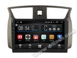 """Witson 10.2 """" Grote Androïde 6.0 Auto van het Scherm DVD voor Nissan Sylphy 2012-2016 (Pasvorm voor auto met achtercamera)"""