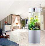 Salão, quarto, aquário ecológico acrílico do tanque de peixes do quarto de reunião