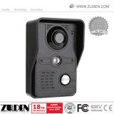 Дверной звонок видео- телефона двери видео- с внутренной связью видеоего камеры