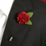 Цветок Farbic штифты для костюм украшения