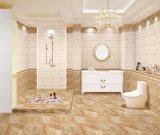Azulejo de suelo de cerámica de la fábrica de Foshan y azulejo de la pared para el cuarto de baño (300X600 300X300)