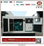 генератор 150kw/187.5kVA 50Hz молчком тепловозный приведенный в действие Cummins Engine-20171017f