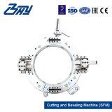 """[أد-موونتد] [بورتبل] كهربائيّة شقّ إطار/أنابيب عمليّة قطع و [بفلينغ] آلة لأنّ 6 """" - 12 """" ([168.3مّ-323.9مّ])"""