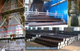Guarnición Geomembrane del HDPE para los pescados/el camarón
