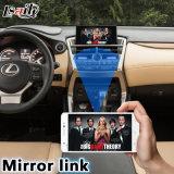 GPS de Doos van de Interface van de Navigatie voor Lexus S Nx is met het AchterScherm van de Aanraking van de Mening