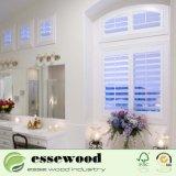 ホーム装飾のためのBasswoodの不規則な形のアーチシャッター