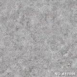 Papel de papel Ect del grano de la roca de la decoración para el suelo de madera laminado