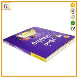 Los niños a todo color de impresión de libros de la junta (OEM-001).