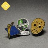 Bonne qualité prix d'usine broche métallique mignon badge personnalisé