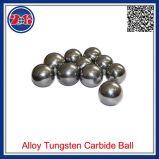 """13/16 """" di usura del carburo di tungsteno della sfera 20.638mm dell'acciaio legato Yg6 parte la sfera dura del carburo di tungsteno della lega"""