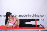 La resistencia de bucle de bandas de goma de caucho elástico de ejercicios de gimnasio Fisioterapia