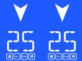 """4.3 """" Simplex Klantgerichte LCD van de Lift van de Passagier Vertoning voor Otis"""