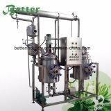 Solvente de extracção de ervas