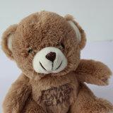 중국 공장 견면 벨벳 아기 장난감 장난감 곰